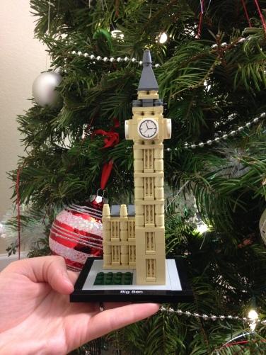 Little Big Ben is made!