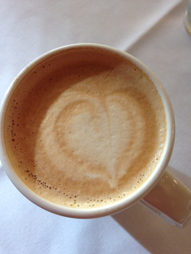 Breakfast Latte