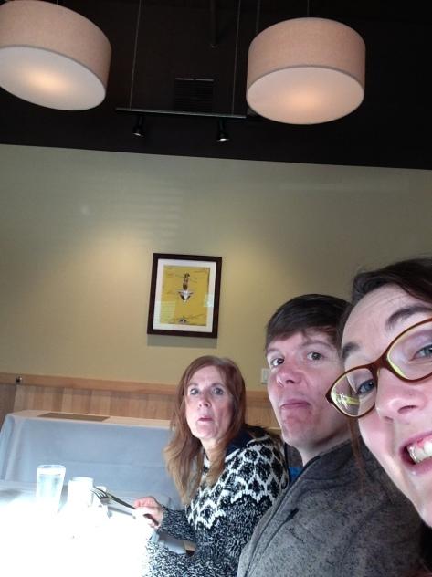 Family selfie!!!!