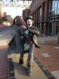 J.P.Patches the clown
